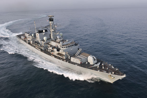 Motor Boat & Yacthing | HMS Sutherland