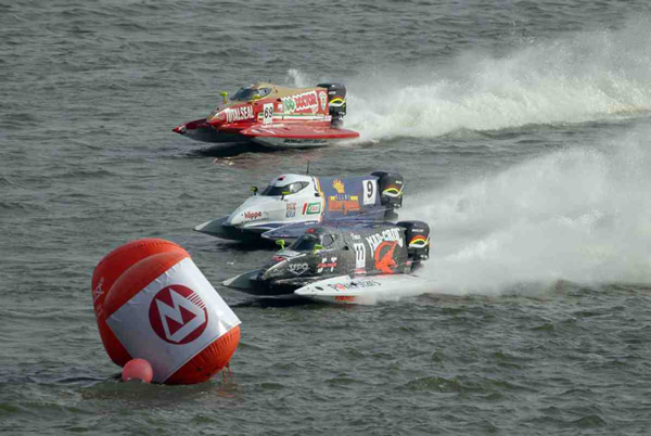 Motor Boat & Yachting | F1 H20 Racing