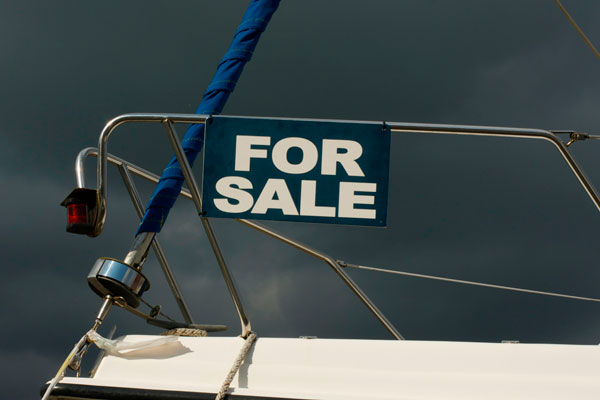 Motor Boat & Yachting | For Sale Sign