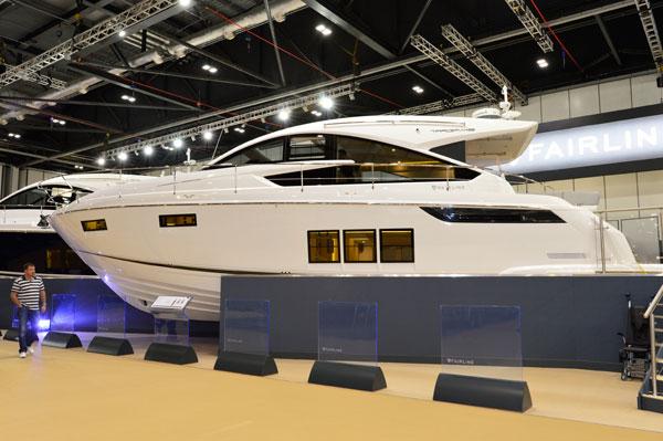 Motor Boat & Yachting   Fairline Targa 48 GT