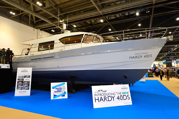 Motor Boat & Yachting | Hardy 40DS