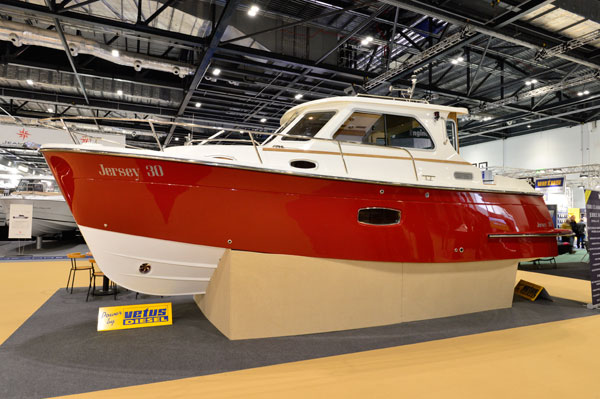 Motor Boat & Yachting | Jersey 30