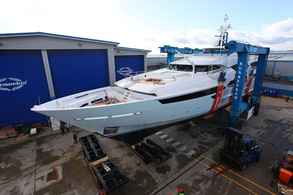 Motor Boat & Yachting | Sunseeker 155 Yacht
