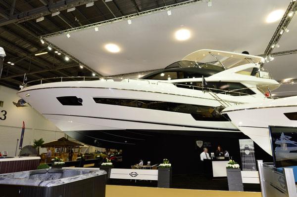 Motor Boat & Yachting | Sunseeker 75 Yacht