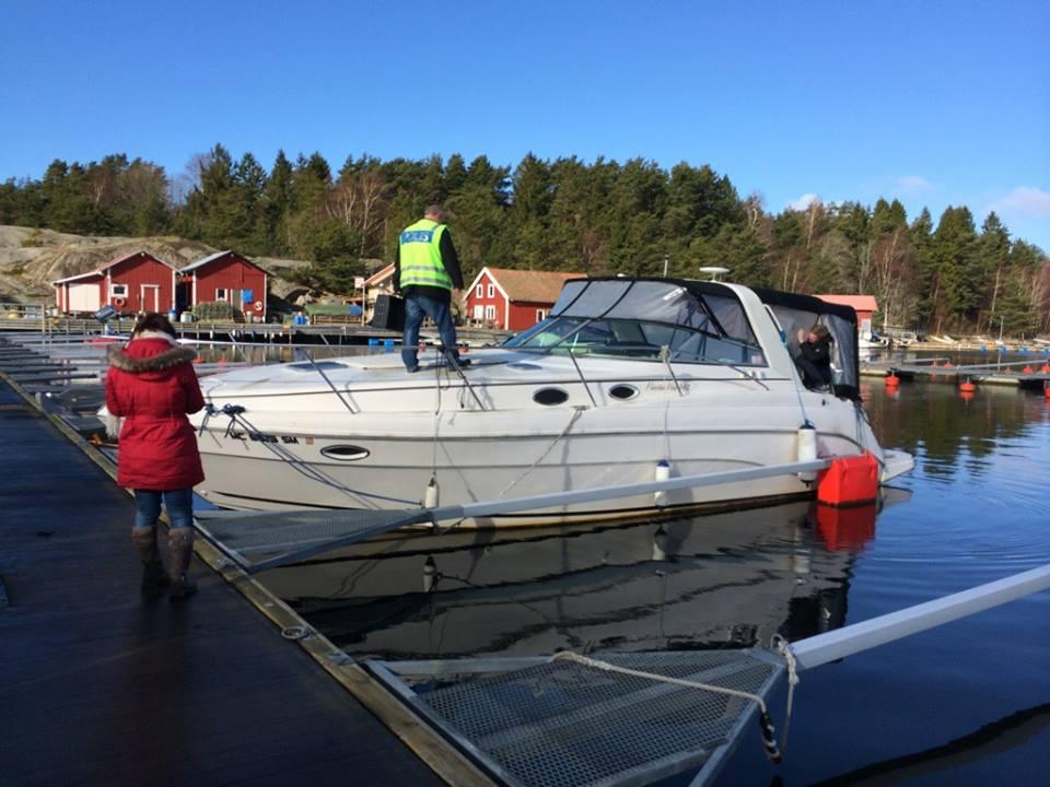 Norway boat