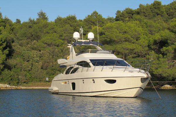 Motor Boat & Yachting | Azimut Croatia