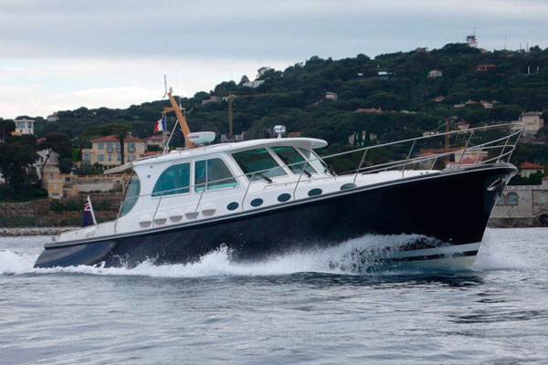 Motor Boat & Yachting   Dale Classic 45