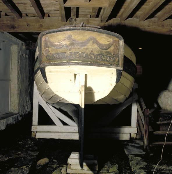 Oldest boat