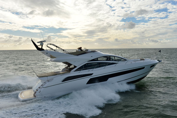 Motor Boat & Yachting | Sunseeker 68 Sport Yacht
