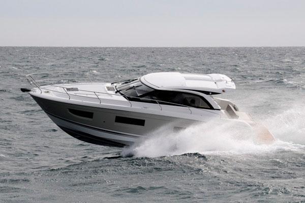 Motor Boat & Yachting | Jeanneau Leader 40