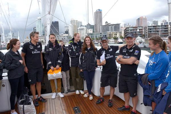 Motor Boat & Yachting | Kate Middleton