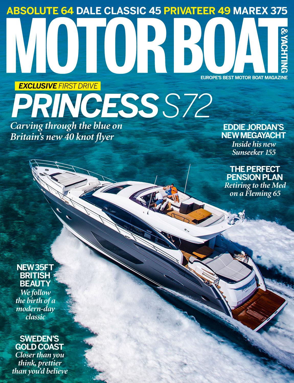 Motor Boat & Yachting | May 2014 Cover