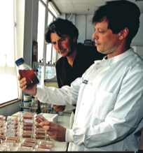 Scientists diesel bug cure