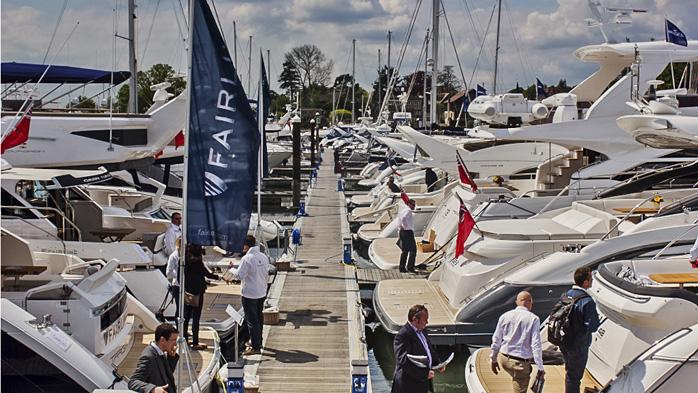 British Motor Yacht Show 2013