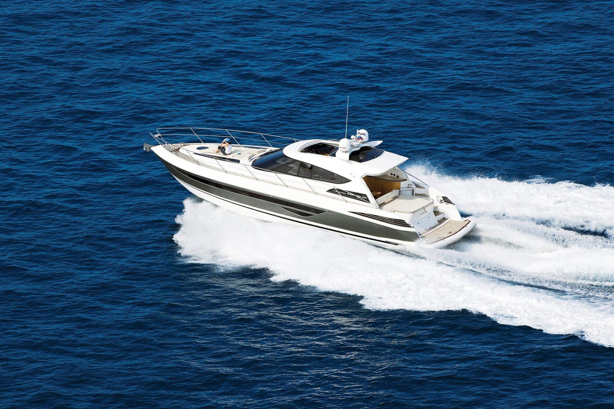 Cadia Yachts prototype