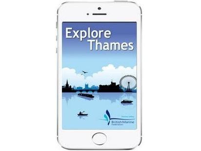 Explore Thames app