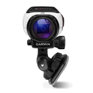 The Garmin VIRB Elite action camera