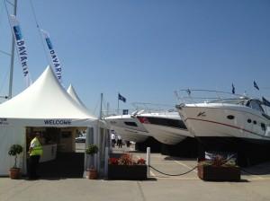 Britsh Motor Yacht Show 2014