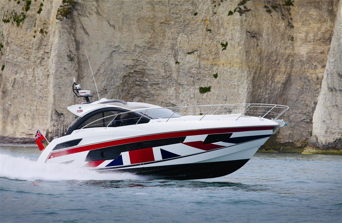Sunseeker Portofino 40 GB