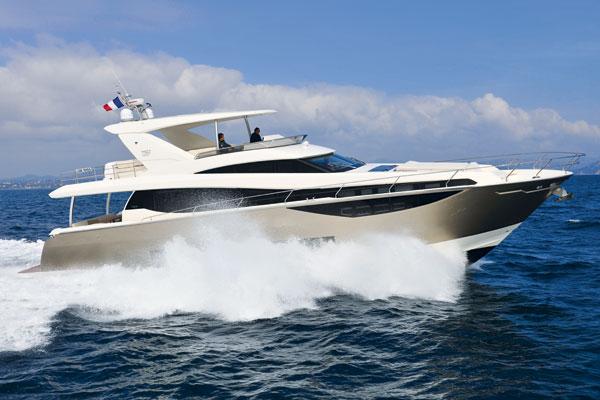 Motor Boat & Yachting | Prestige 750
