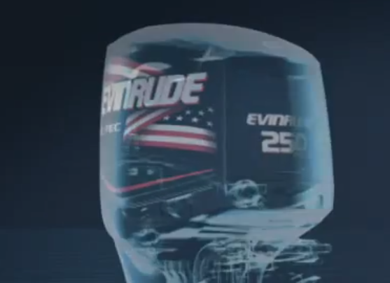 Evinrude teaser video screengrab