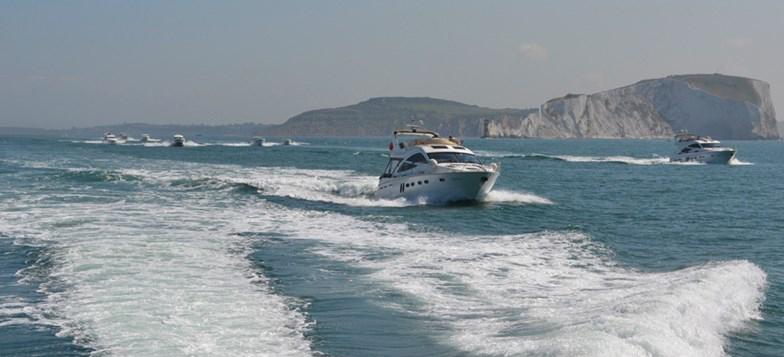 Ancasta motorboat club