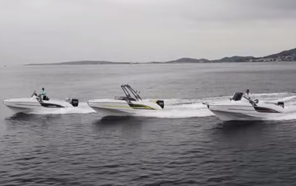 Beneteau Flyer 6 new boat test video