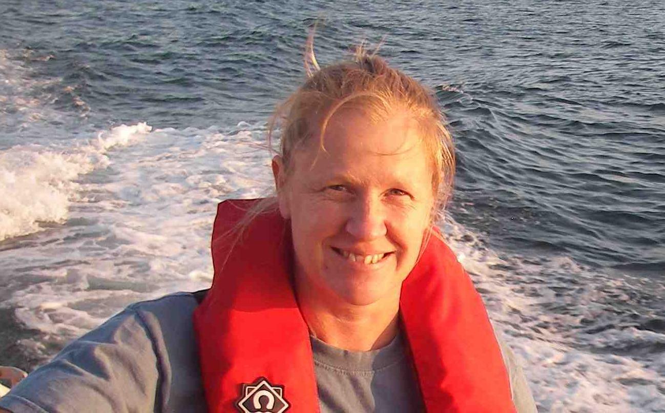 Holly Phillips - RNLI lifeboat designer