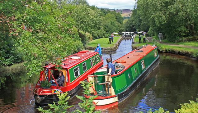 Huddersfield Canal