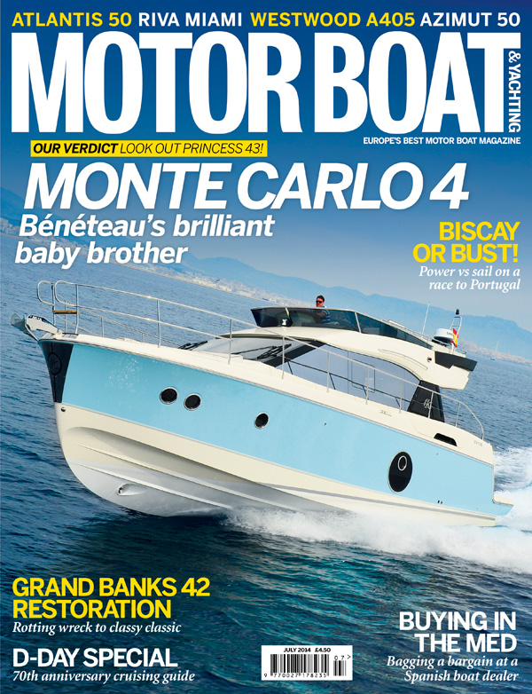 Motor Boat Yachting July Issue On Sale Now Motor Boat