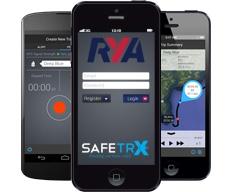 RYA SafeTrx app