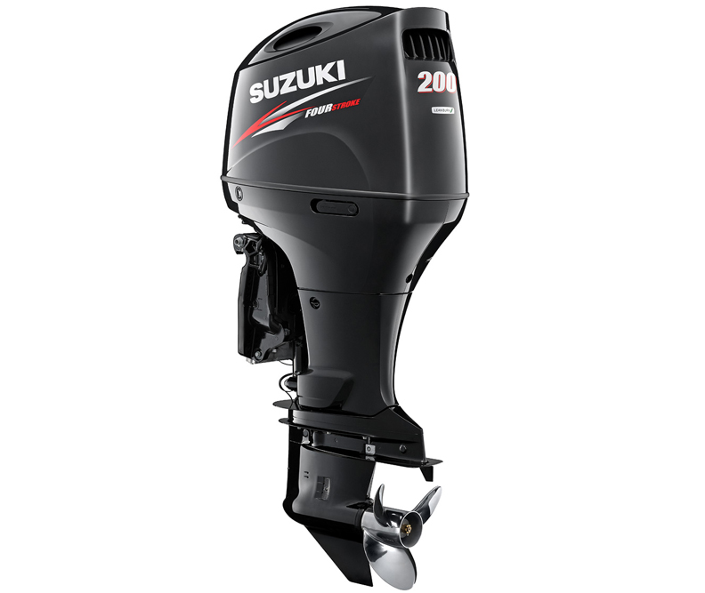 Suzuki DF200A outboard engine