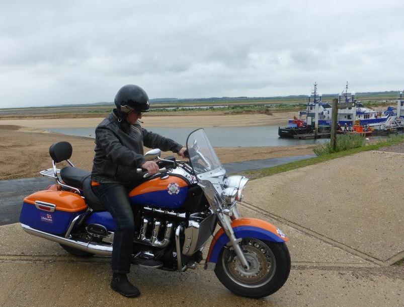 Circa Nautica RNLI motorcycle fundraiser crop