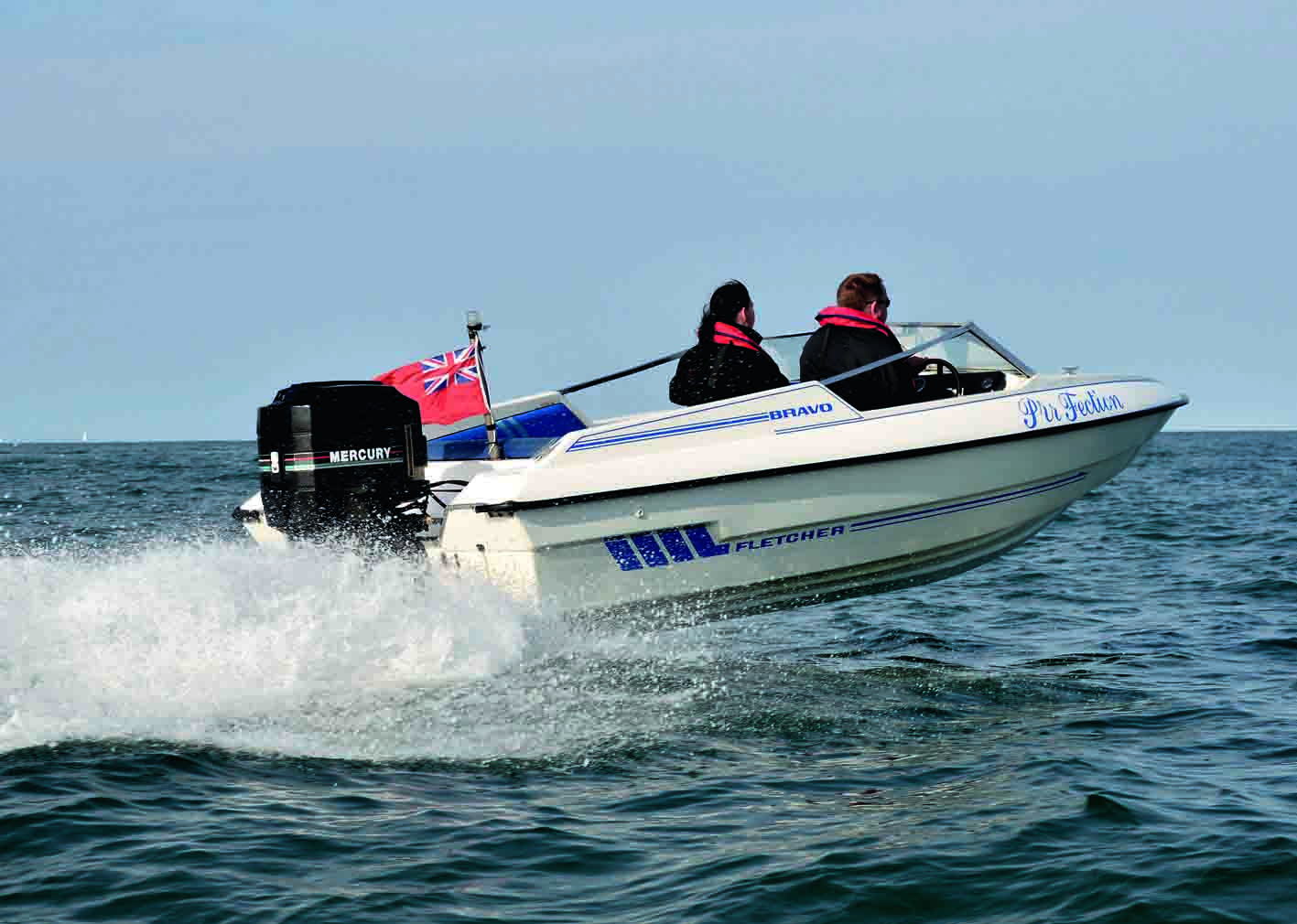 Fletcher Boats Arrowboat 160