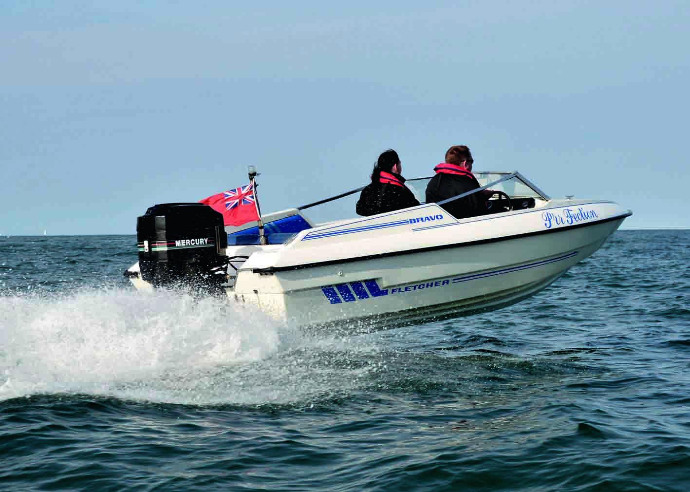 Fletcher Boats Arrowboat 160