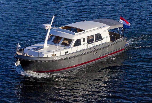 Linssen Grand Sturdy 34.9 Sedan