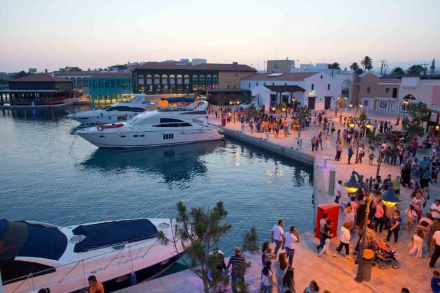 Limassol Marina Sunseeker Cyprus