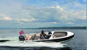 Draco 26 Sport boat test video