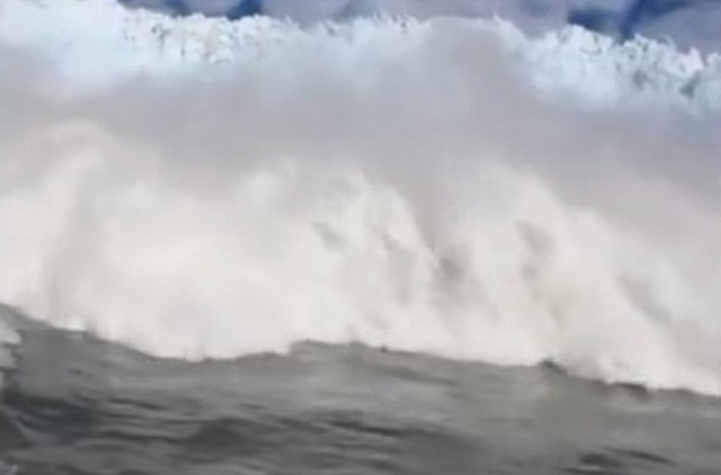 Boat Fail glacier