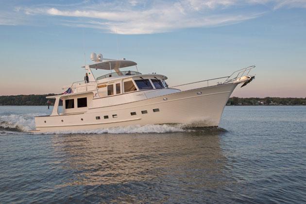 Countdown To Southampton Fleming Motor Boat Yachting