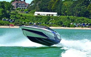 Sunseeker Mustang Used Boat test