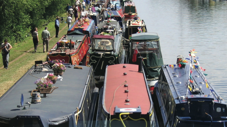 Saul Waterways Pageant