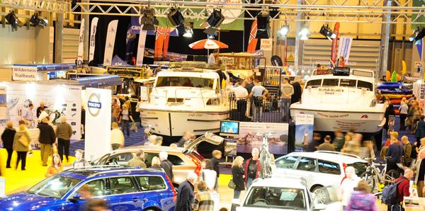 Birmingham Boat & Caravan Show