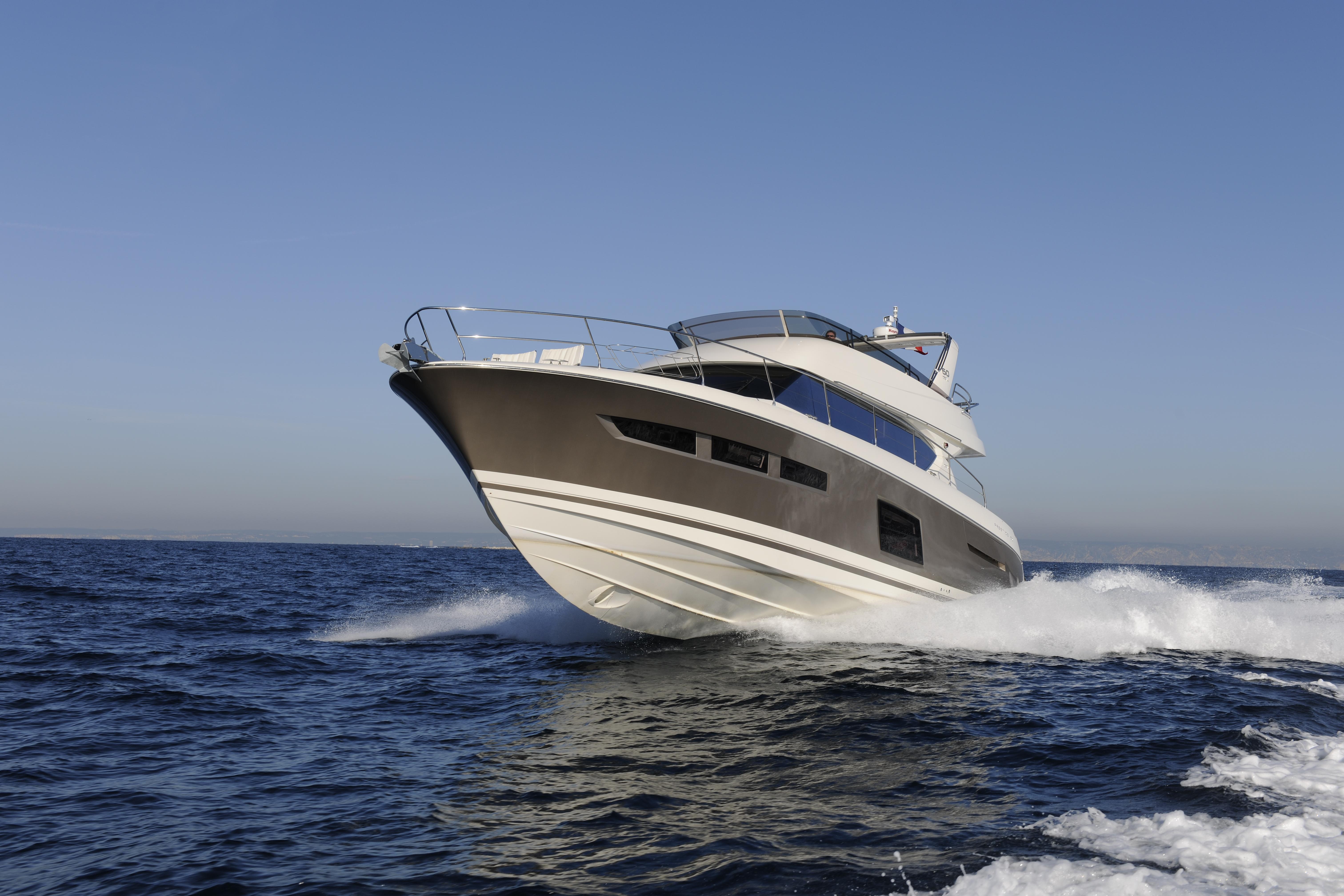 Jeanneau Prestige 60 Boat Report