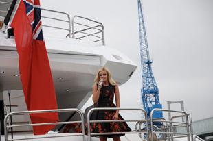 Motor Boat & Yachting | Katherine Jenkins