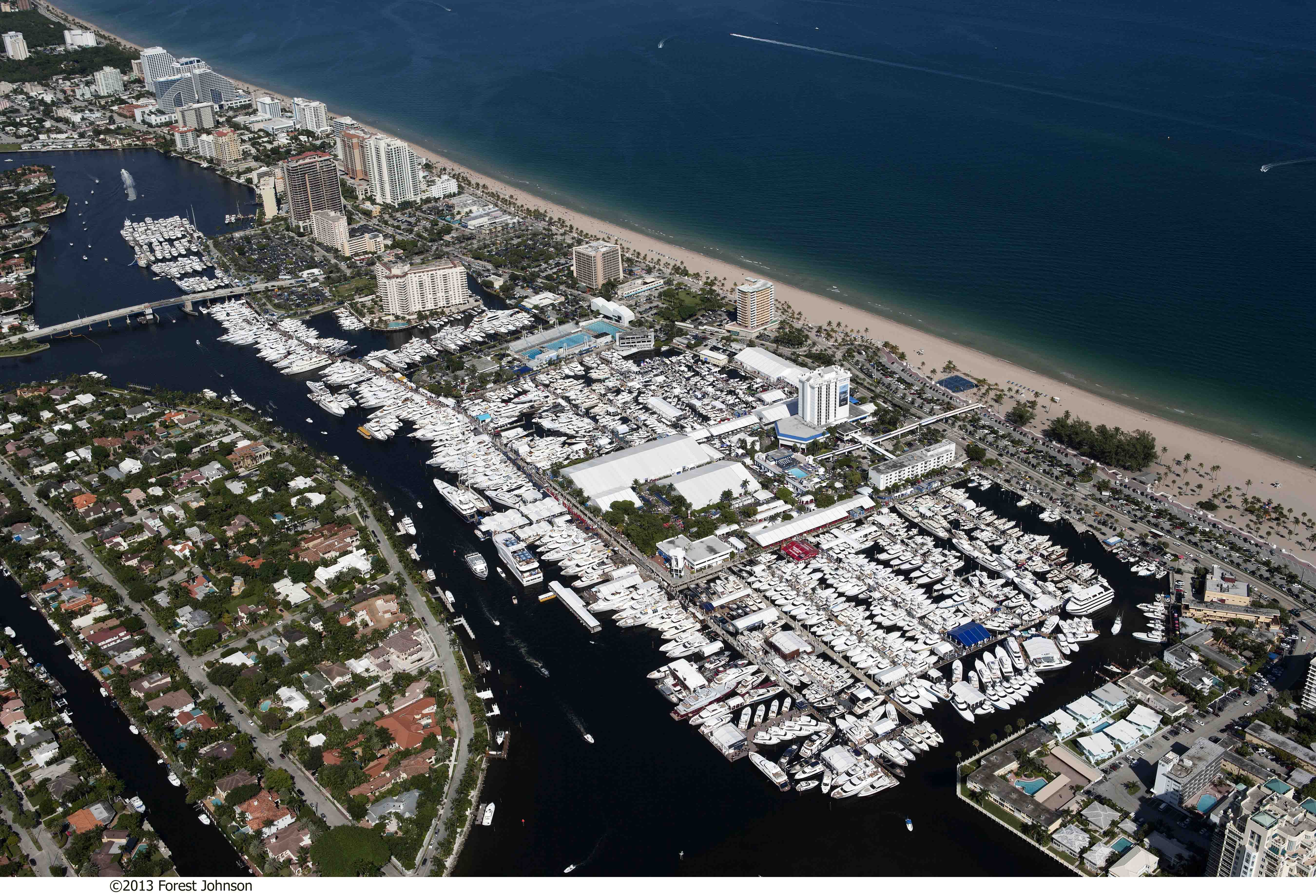2013 Fort Lauderdale Boat Show