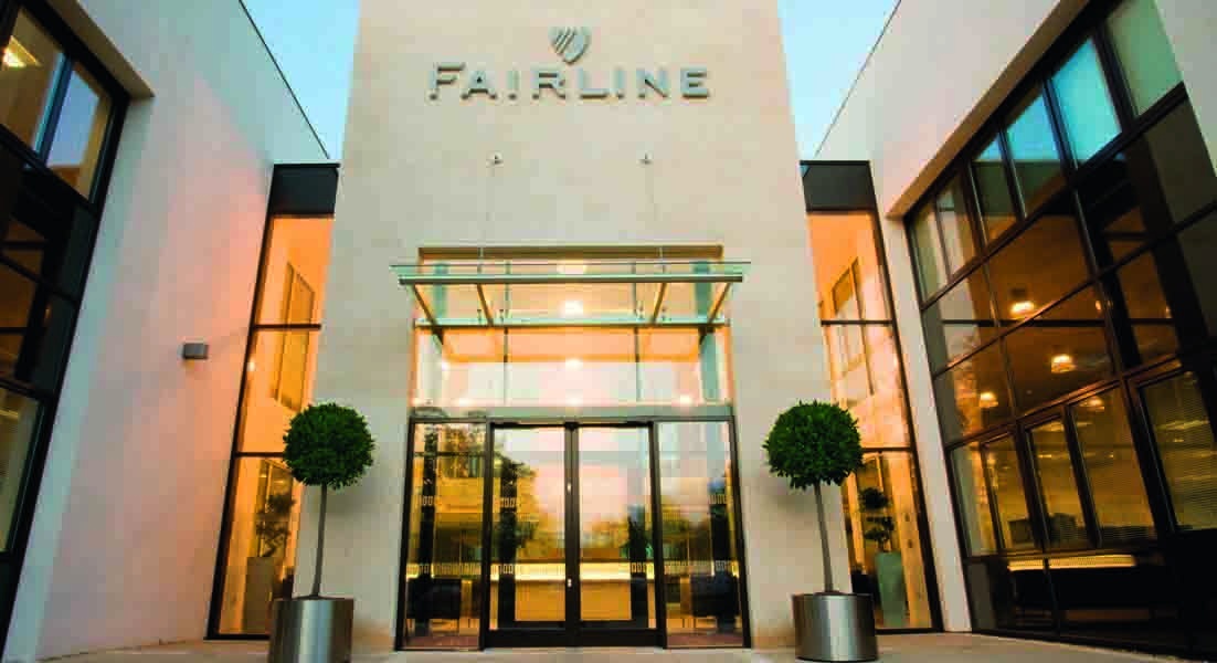 Fairline Boats Oundle HQ