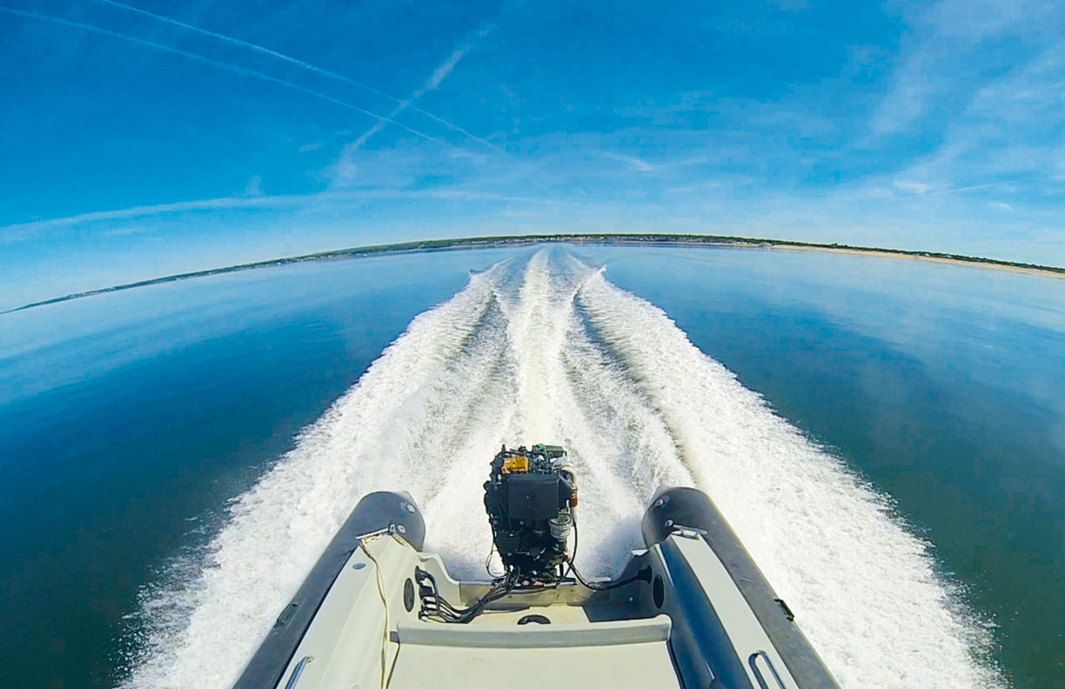 OXE-Diesel outboard thefts