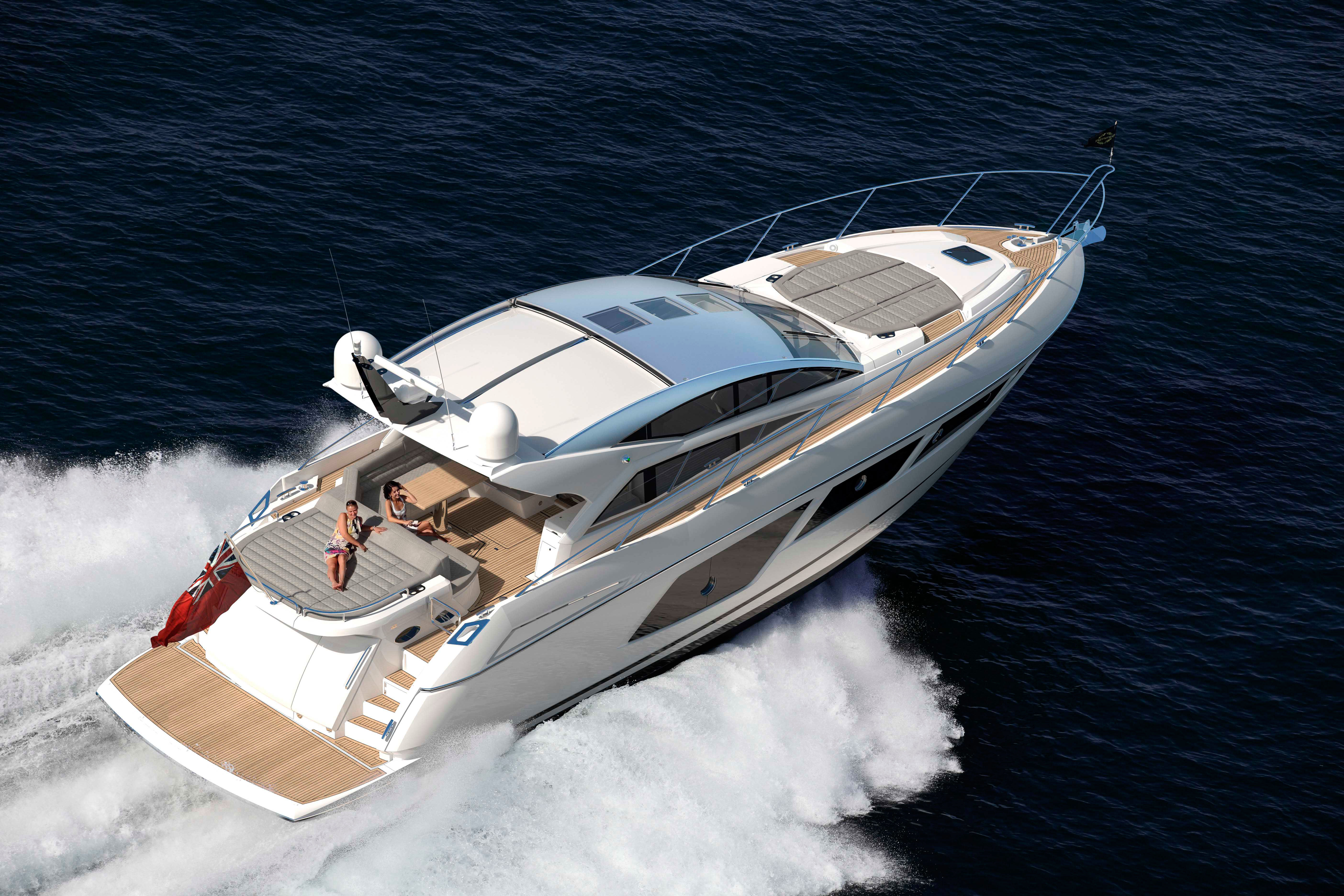 Sunseeker Predator 57 To Launch At London Boat Show Motor Boat Amp Yachting