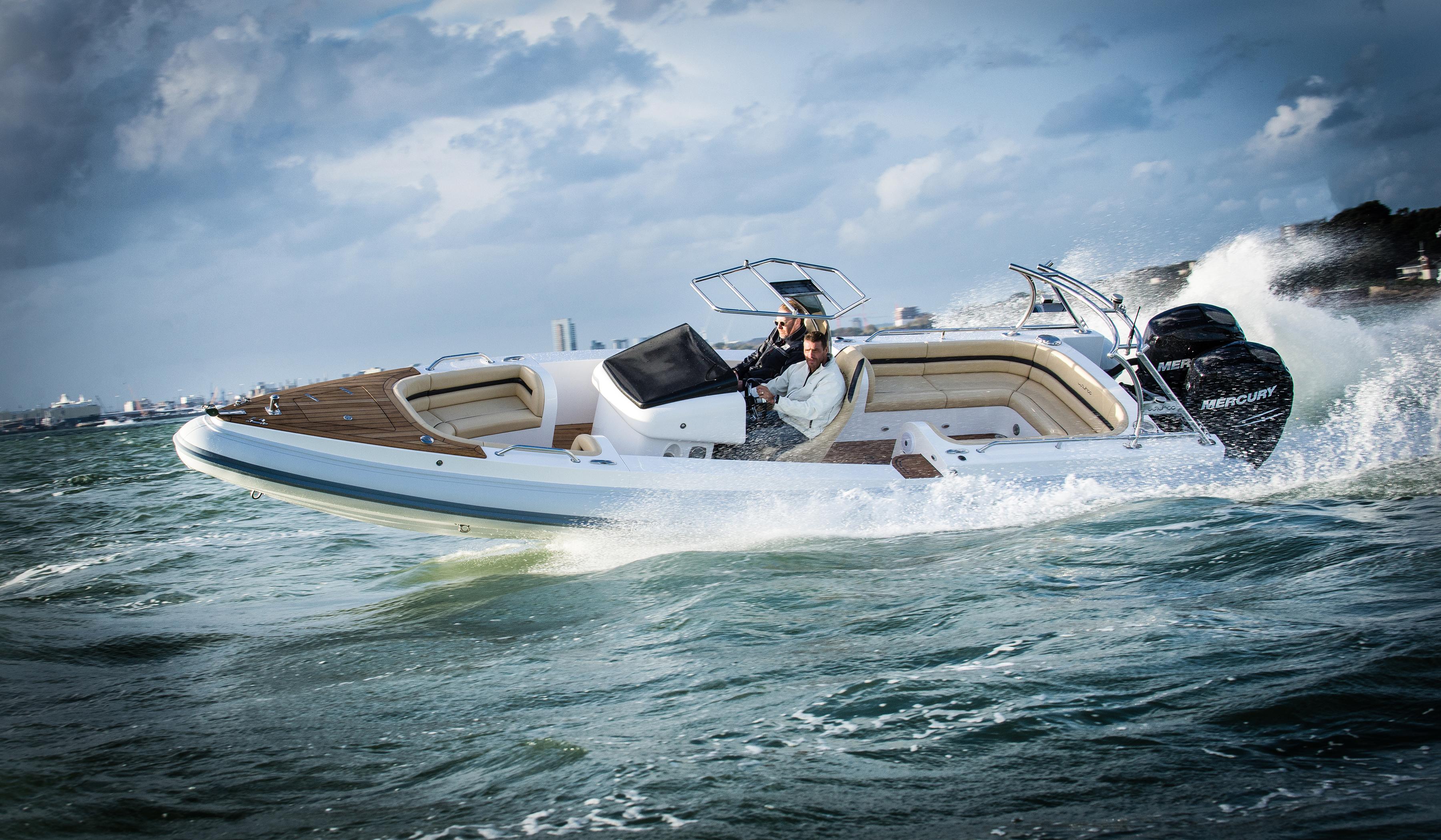 Wahoo LX 600 superyacht tender